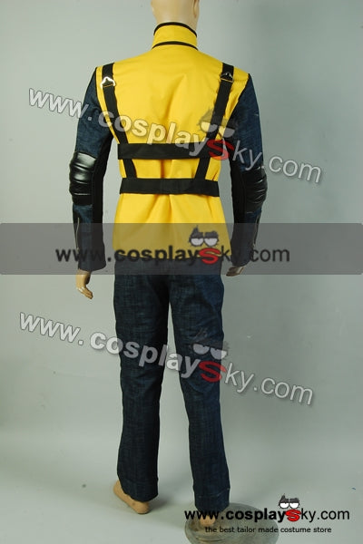 X-Men: First Class Uniform Cosplay Costume