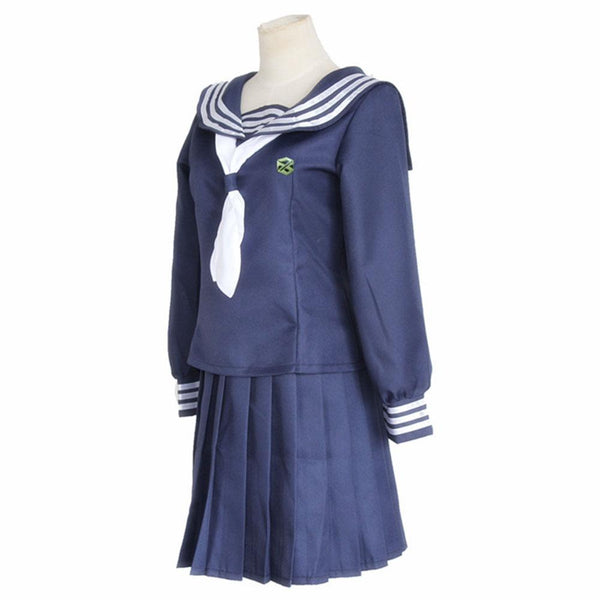 Toradora TIGER and DRAGON Uniforme Escolar Azul Cosplay Disfraz