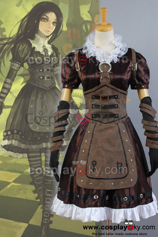 Alice Madness Returns Alice Cosplay Disfraz