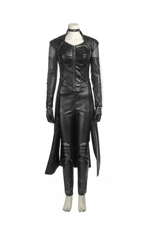 Arrow Temporada 5 Black Canary Laurel Lance Uniforme Cosplay Disfraz