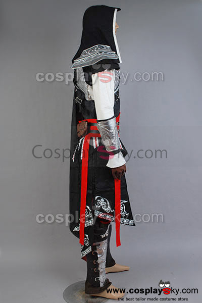 Assassin's Creed II Ezio Cosplay Disfraz Traje Nuevo