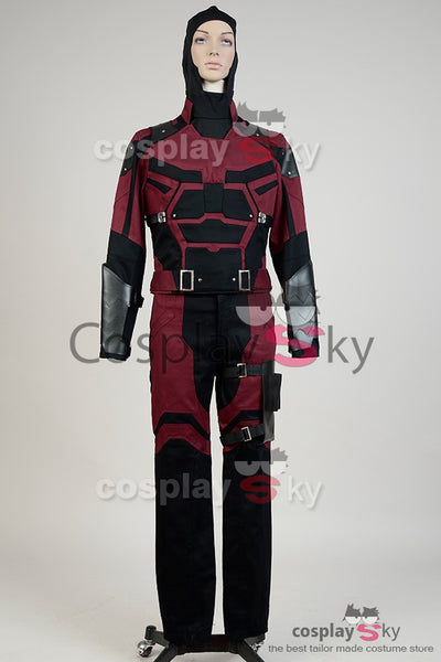Daredevil Marvel Comics Traje Cosplay Disfraz