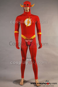 DC Comics The Flash Mono Cosplay Disfraz
