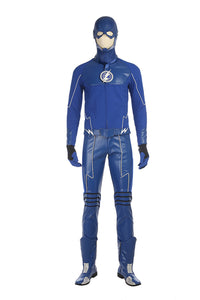 DC The Future Flash Barry Allen Flash Traje Halloween Cosplay Disfraz