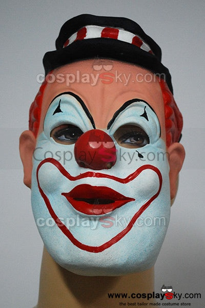 El Payaso Max Hecker Máscara Cosplay Der Clown