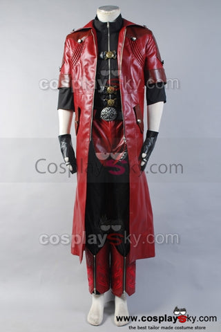 DMC Devil May Cry 4 Dante Sparda Cosplay Disfraz Cosplay