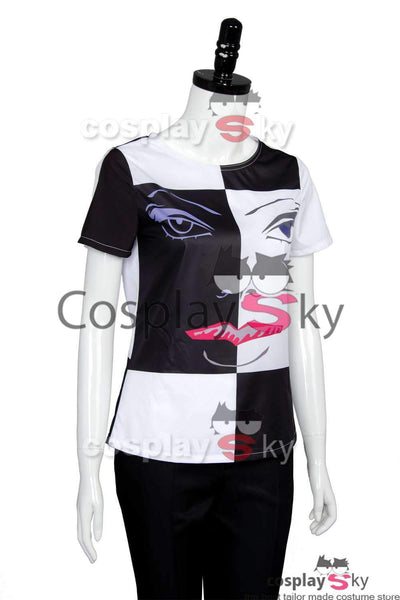 Doctor Who Temporada 10 Bill Potts Camiseta Cosplay Disfraz