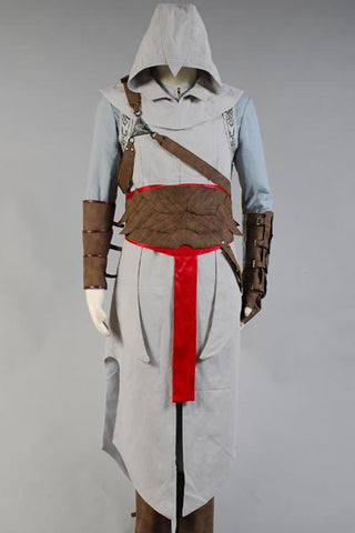 Assassin's Creed Revelation Altair Cosplay Traje Disfraz