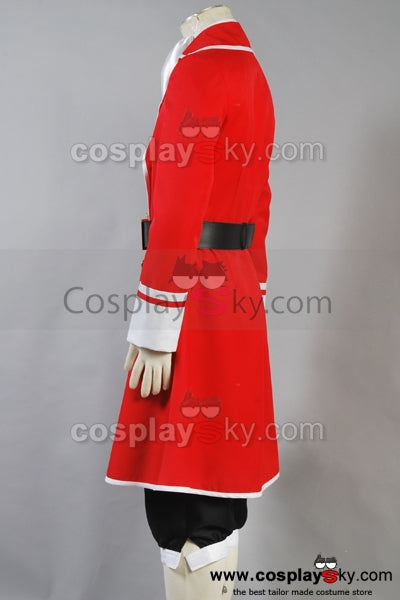 Fairy Tail Freed Justine Cosplay Disfraz