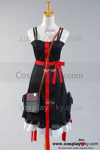 Guilty Crown EGOIST Inori Yuzuriha Vestido Cosplay Disfraz