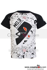 Kagerou Project MekakuCity Actors Kano Camiseta