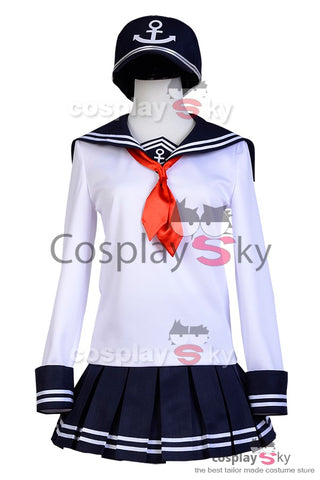 Kantai Collection Fleet Girls KanColle Akatsuki Cosplay Disfraz