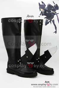 Kantai Collection Crucero de Luz Japonés tenryū Botas Cosplay Zapatos