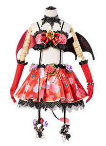 LoveLive! SR Eli/Eri Ayase Little Devil Transformed Traje Halloween Cosplay Disfraz
