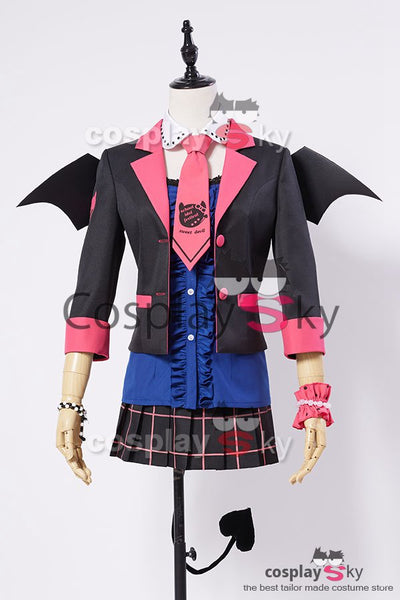 LoveLive! UR Eli/Eri Ayase Little Devil Uniforme Halloween Cosplay Disfraz