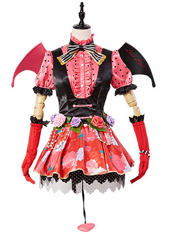 LoveLive! SR Umi Sonoda Little Devil Transformed Traje Halloween Cosplay Disfraz