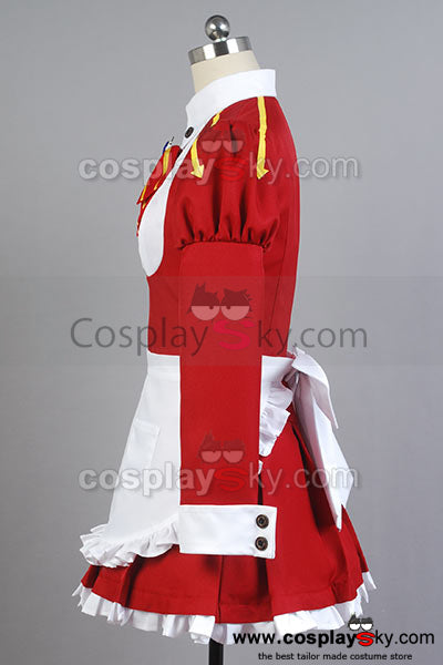 Sword Art Online Lisbeth Rika Shinozaki Cosplay Disfraz