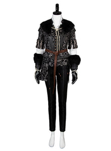 The Witcher 3 Wild Hunt Yennefer Uniforme Cosplay Disfraz