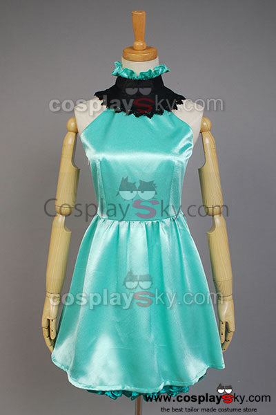 Vocaloid Project DIVA-F 2nd Miku Cosplay Disfraz