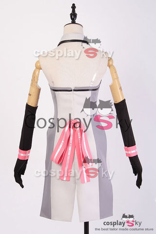 Vocaloid Project DIVA Hatsune Miku Dream Fever Uniforme Cosplay Disfraz