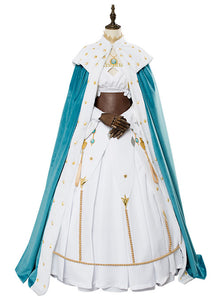 Fate Grand Order Cosmos in the lostbelt Anastasia Traje Cosplay Disfraz