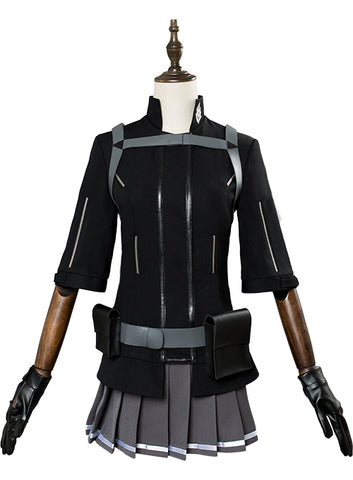 Fate Grand Order Cosmos in the lostbelt Ritsuka Fujimaru Uniforme Vestido Cosplay Disfraz