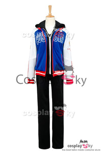 Yuri on Ice Yuri Plisetsky Uniforme Cosplay Disfraz
