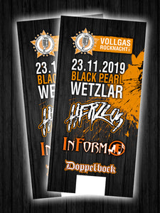 Vollgas Rocknacht Vol. 1 Ticket