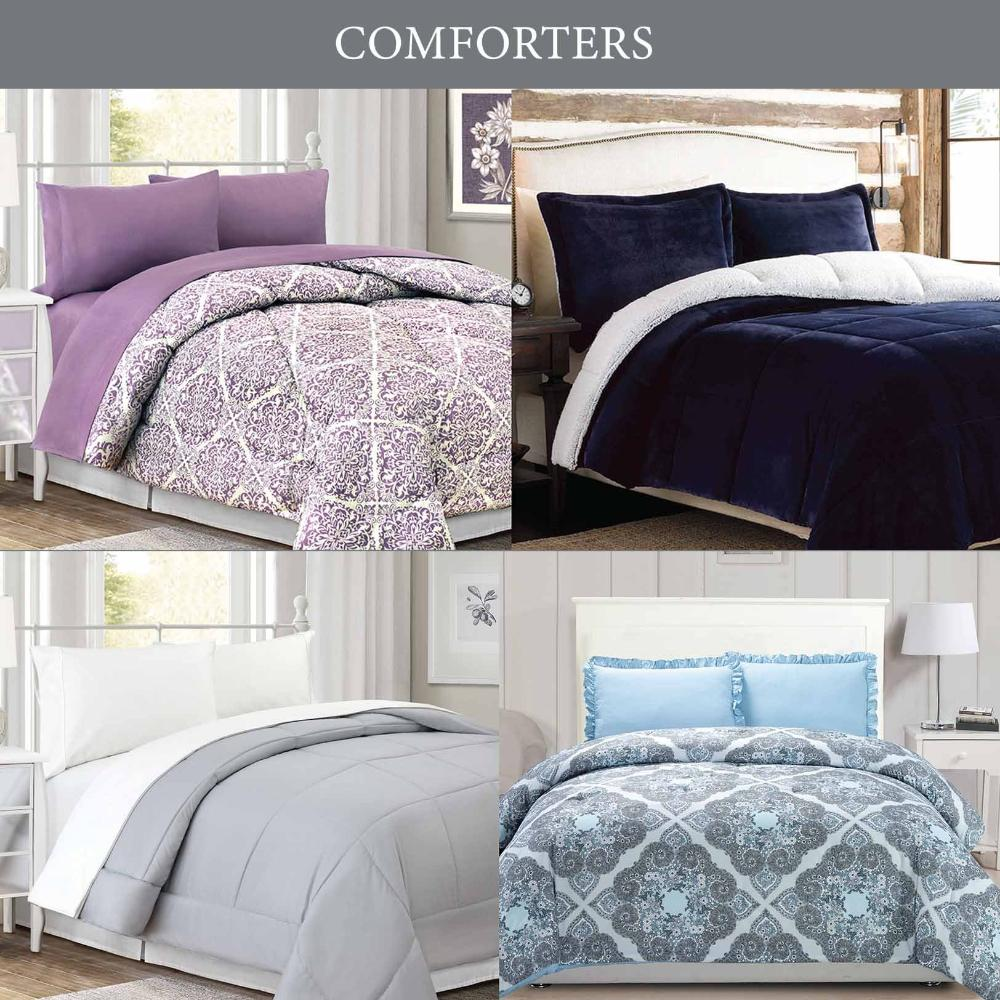 Sutton Home Fashions Comforters product catalog for mobile
