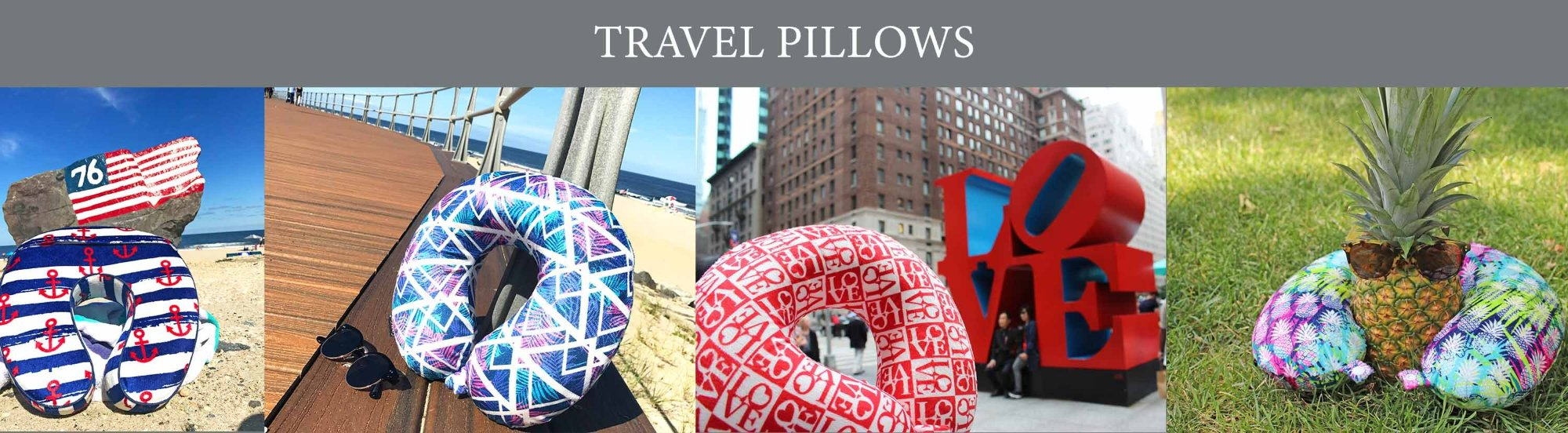 Sutton Home Fashions Travel Pillows Product Catalog for desktop