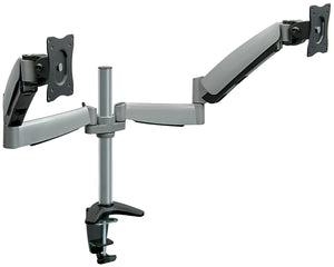 Mount-It! Full Motion Dual Monitor Desk Mount - MI-7C24 - Mount-It!