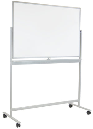 Mount-It! Double-Sided Mobile Dry Erase Board 32x48 Inches - MI-10702 - Mount-It!