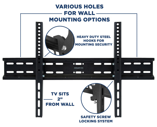 Tilting TV Wall Mount | MI-13030XL 2