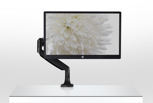 Mount-It! Gas Spring Single Monitor Desk Mount - MI-1771