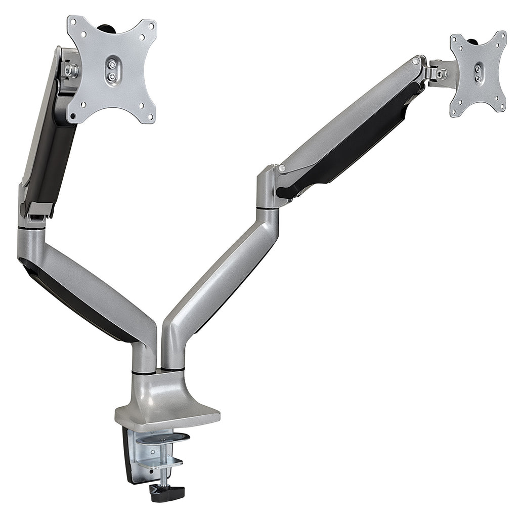 Mount-It! Dual Monitor Mount w/ Articulating Gas Spring Arms - MI-1772 - Mount-It!
