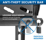 Locking Anti-Theft TV Wall Mount | MI-2244T