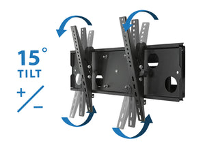 Mount-It! Articulating Dual Arm TV Wall Mount - MI-2291 - Mount-It!