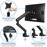 Single Monitor Desk Mount | MI-2671