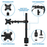 Single Monitor Desk Mount | MI-2751
