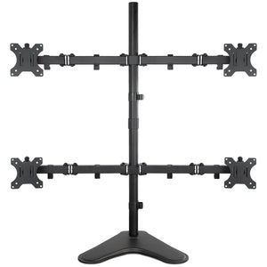 Quad Monitor Desk Stand | MI-2784
