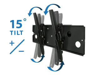 Mount-It! Extra Large TV Wall Mount with Extension - MI-310L - Mount-It!