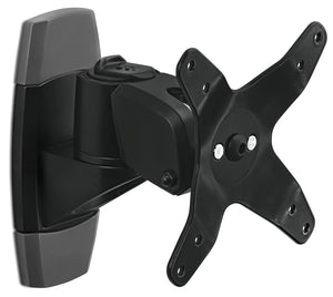 Articulating Single Monitor Wall Mount - MI-31114-BLK