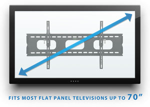 Mount-It! Premium Wide Screen Wall Mount - MI-318L - Mount-It!