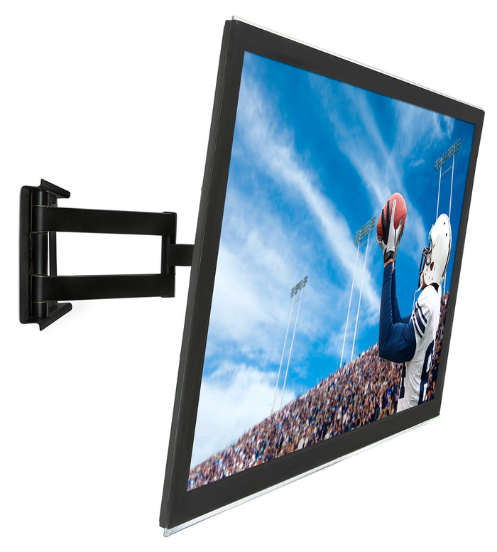Mount-It! Ultra Slim Full Motion Flat Panel TV Wall Mount - MI-326L