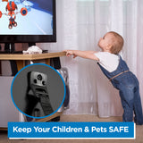 Mount-It! TV Child Safety Straps - MI-352 - Mount-It!