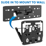 No-Gap Samsung TV Wall Mount | MI-366L