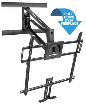 "Fireplace TV Mount, Fits 50-100"" TVs 