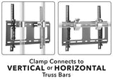 TV Truss Mount with Quick Release | MI-374
