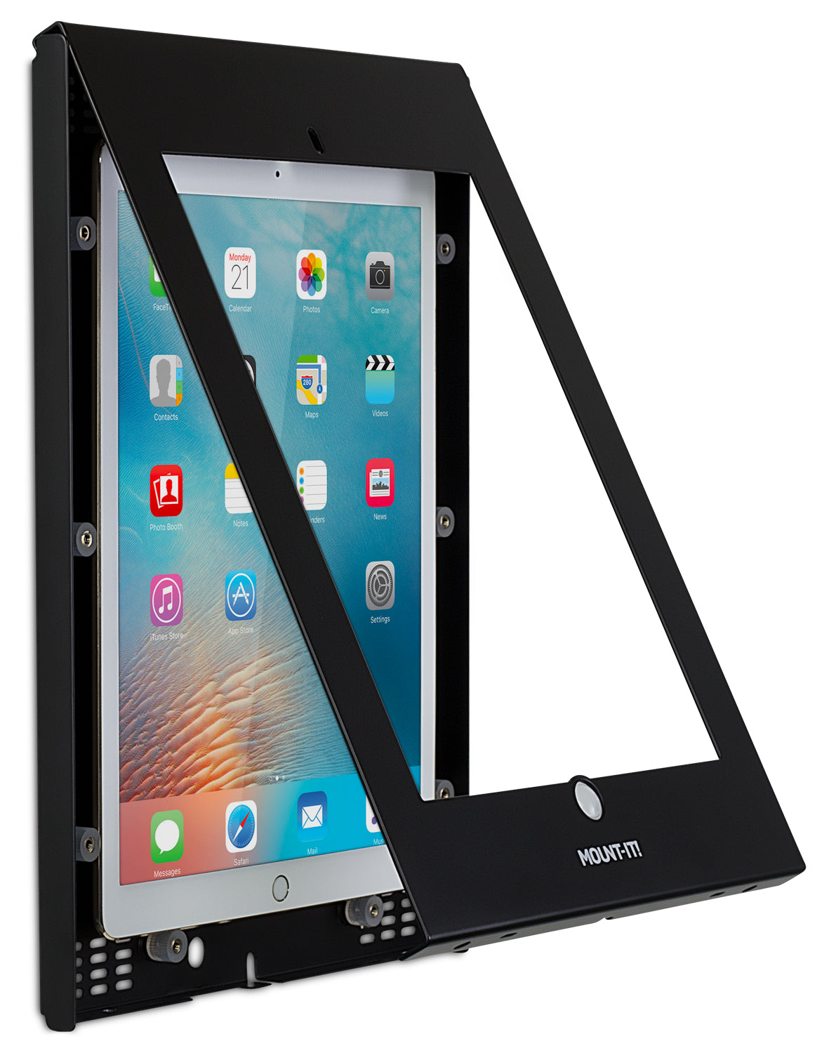 Mount It Tablet Wall Mount Enclosure For Apple Ipad Pro