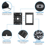 Anti-Theft iPad 7 Wall Mount | MI-3772_G7